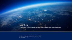 DAHLIA-ADCSS-2017